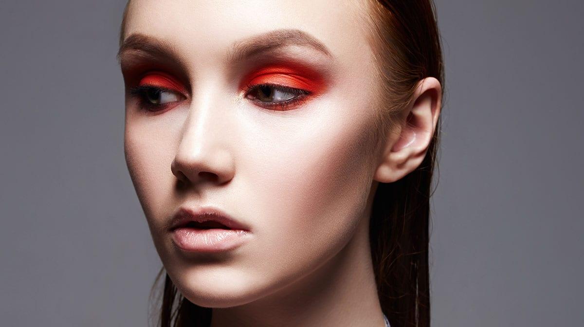 Augen-Make-up-Trend: Maximaler Wow-Effekt dank Mono-Lidschatten