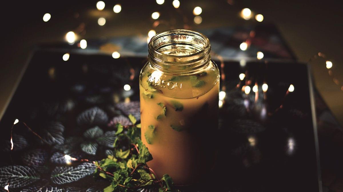 Wir trinken jetzt heiße Smoothies und du musst sie auch probieren!