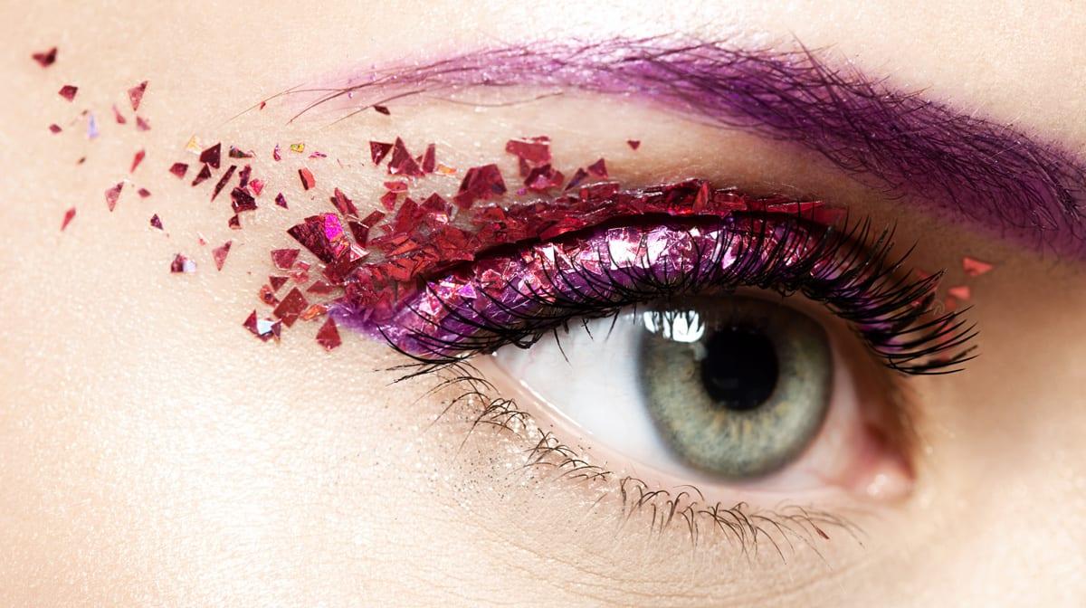 All eyes on christmas! Diese Make-up-Looks läuten die Weihnachtszeit ein