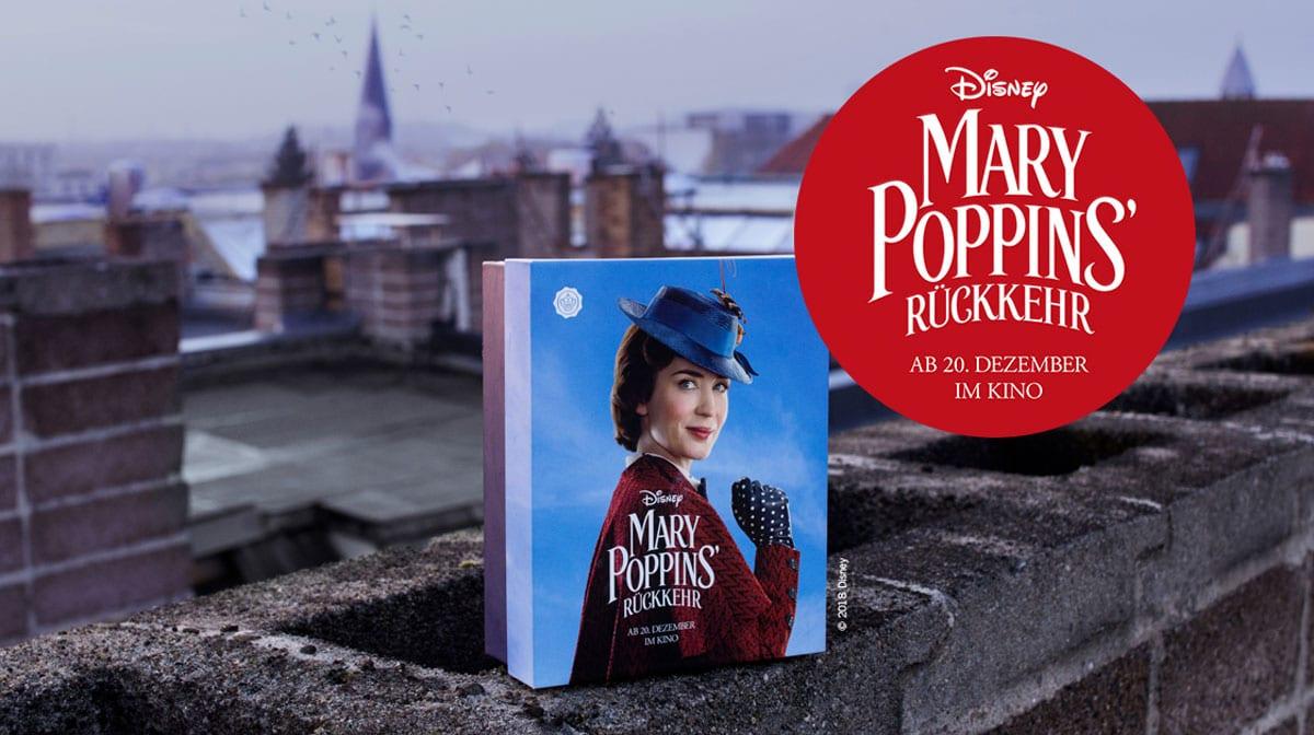 GLOSSYBOX im Dezember: Entdecke neue Beauty-Wunder mit der Mary Poppins' Rückkehr Edition!