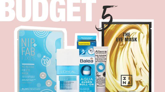 Diese Augenpflege-Highlights für unter 5 Euro musst du haben