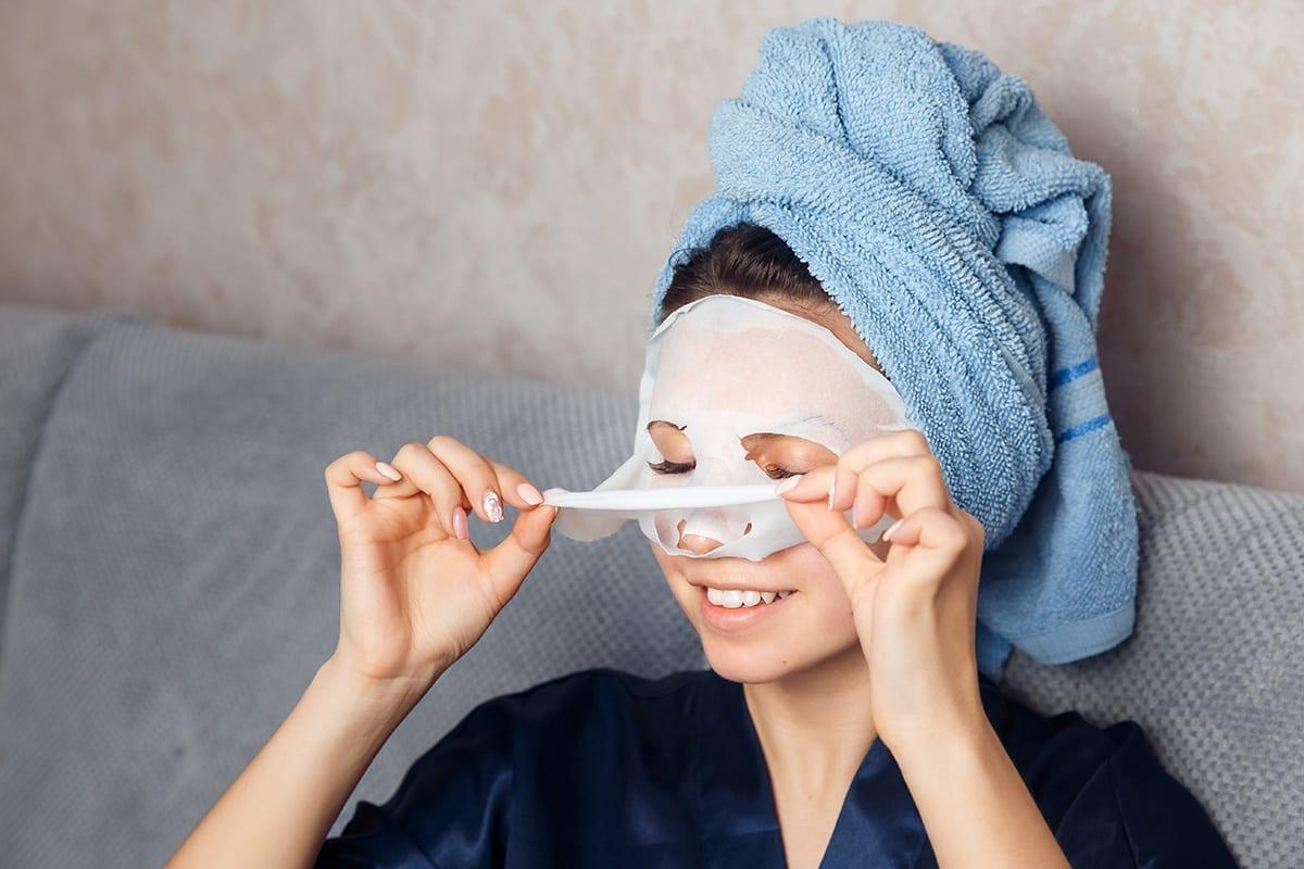 GLOSSY Basics: Darum erzeugen Sheet-Masken einen sofort sichtbaren Effekt