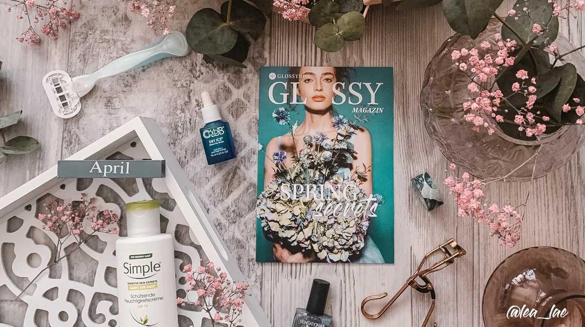 GLOSSYBOX im April, April: Hier kommt euer Feedback zur Spring Secrets Edition!