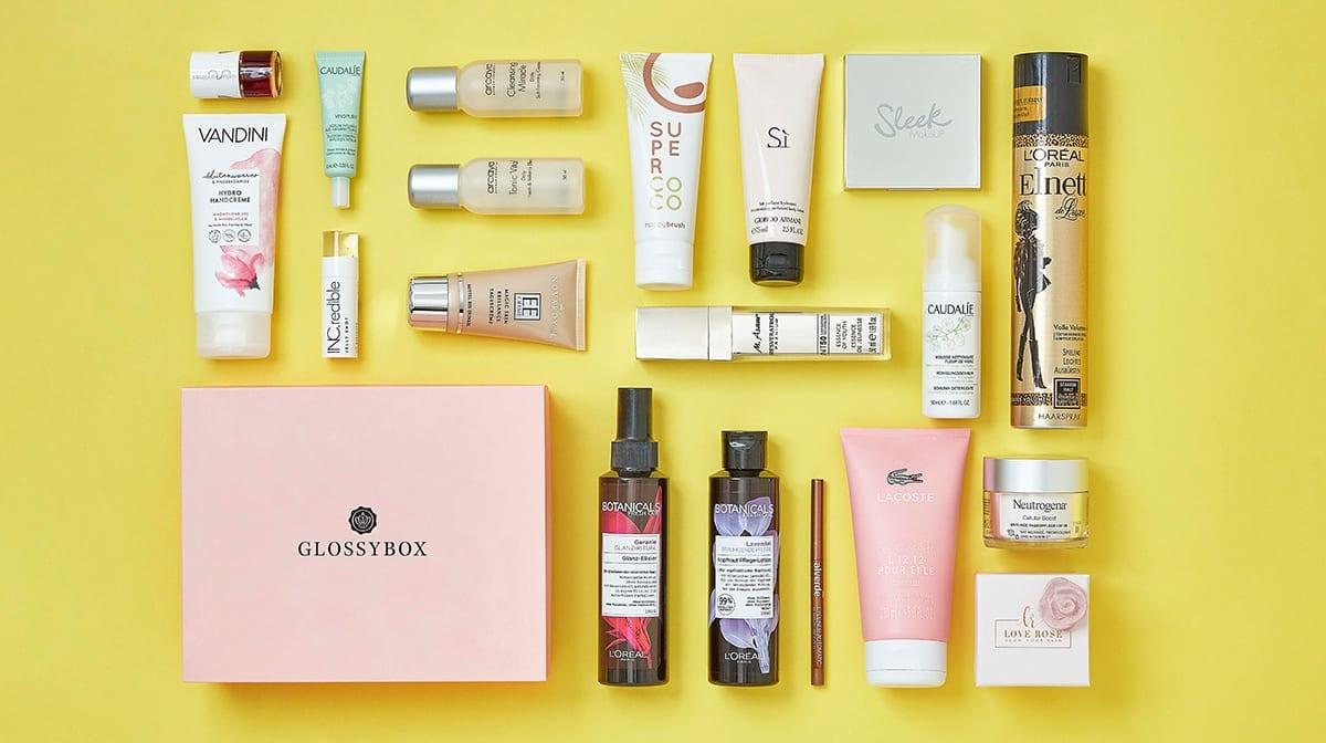 Unboxing im Mai: Das sind die 10 Produkt-favoriten aus der GLOSSY Redaktion