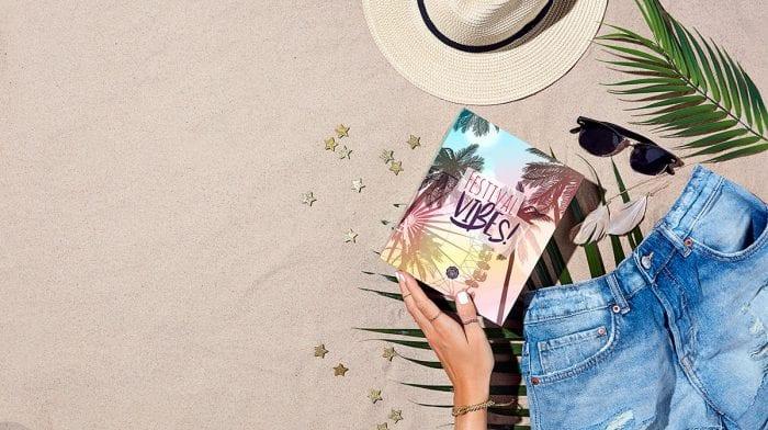 Festival Vibes Edition: Deine GLOSSYBOX im Juni ist ein Must-have für das nächste Open Air!