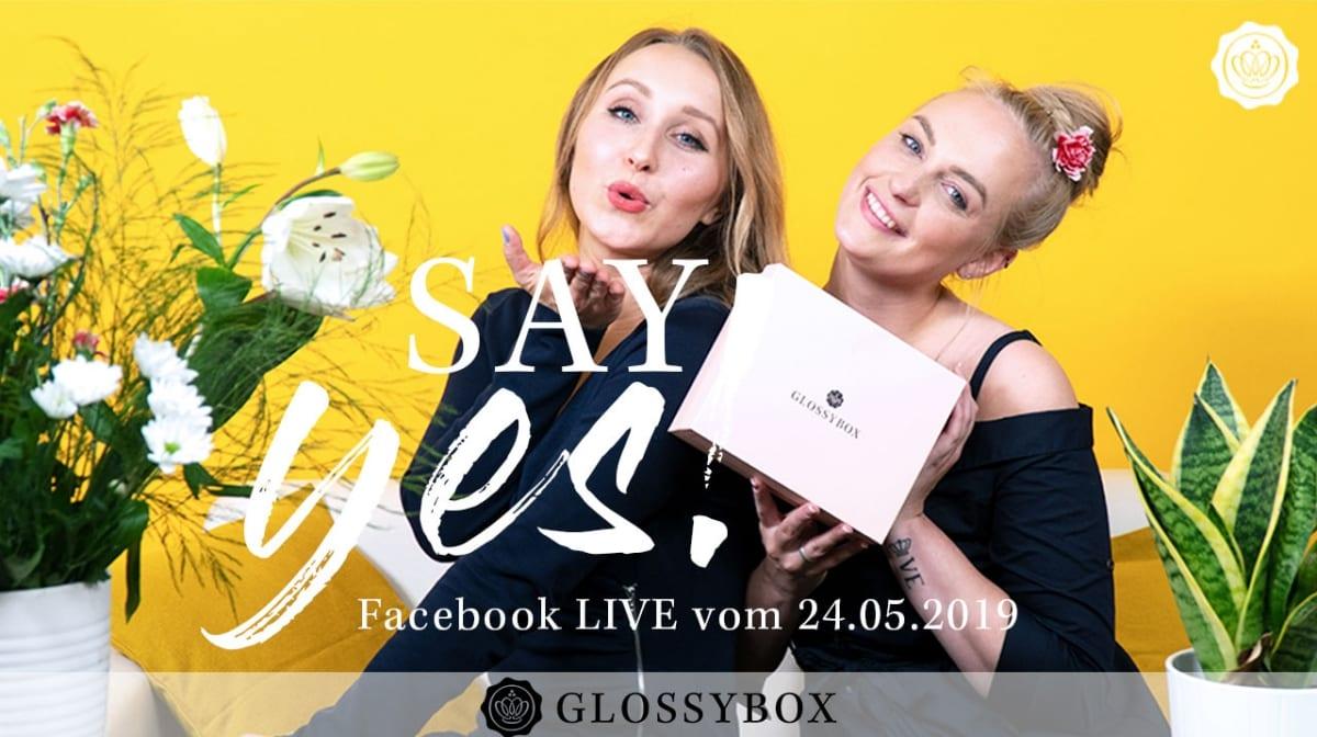 FB Live im Mai: Mach mit bei unserem Gewinnspiel und hol dir dieses Beauty-Set!