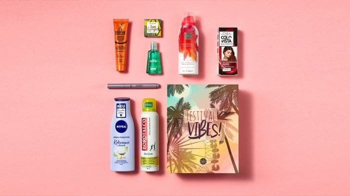 GLOSSY Choice: Unsere Topprodukte aus der Festival Vibes Edition im Juni!