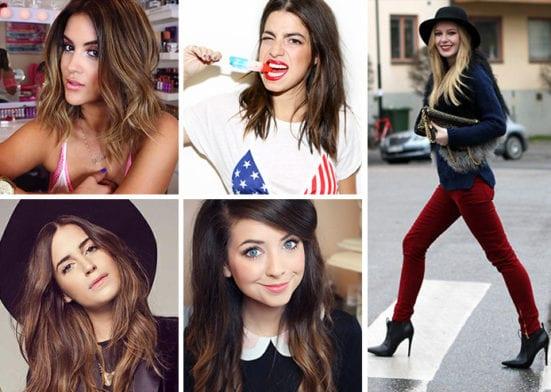 5 blogueuses étrangères à suivre de toute urgence !
