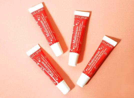 Des lèvres gourmandes avec Lollipops Make-Up