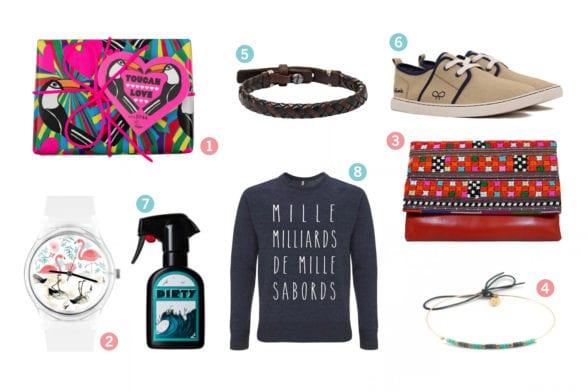 Mes idées cadeaux pour la Saint-Valentin