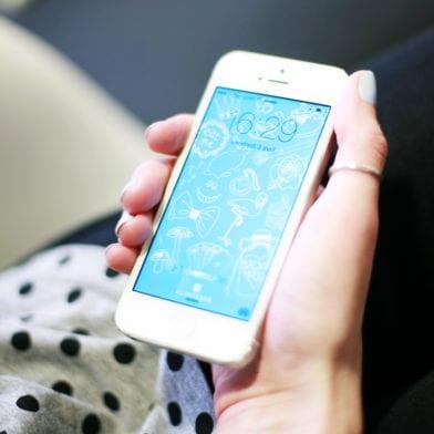 Fonds d'écran Alice pour votre iPhone