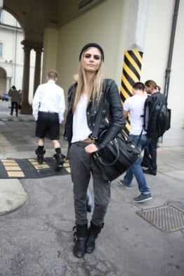 Get the look : Cara Delevingne