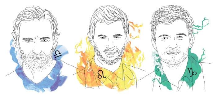 Horoscope : Que prévoit 2016 à nos hommes ?