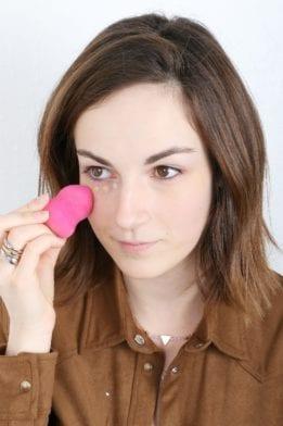 GLOSSaire : comment utiliser une éponge à maquillage