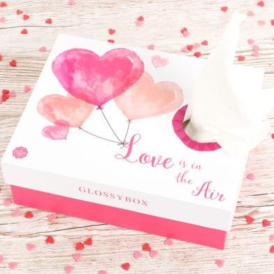 DIY: Une boîte à mouchoirs pleine d'amour