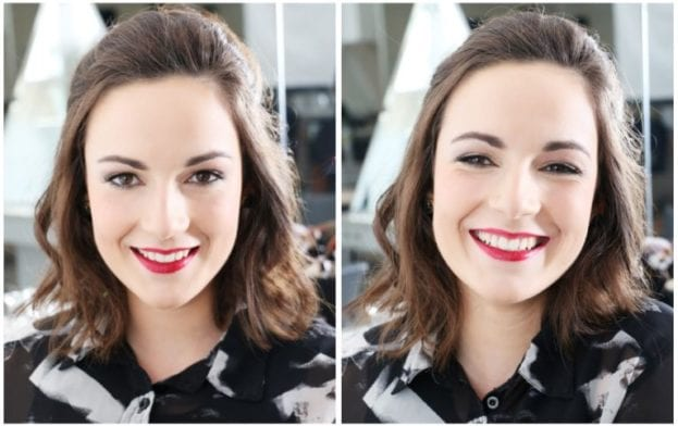 Tuto : Un make-up de tapis rouge
