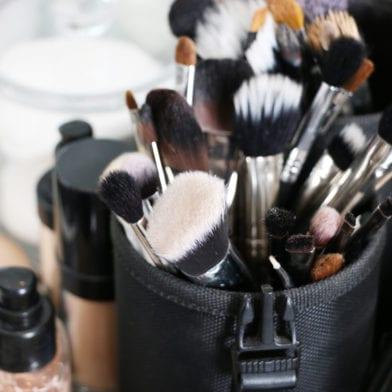 Comment nettoyer ses pinceaux ?