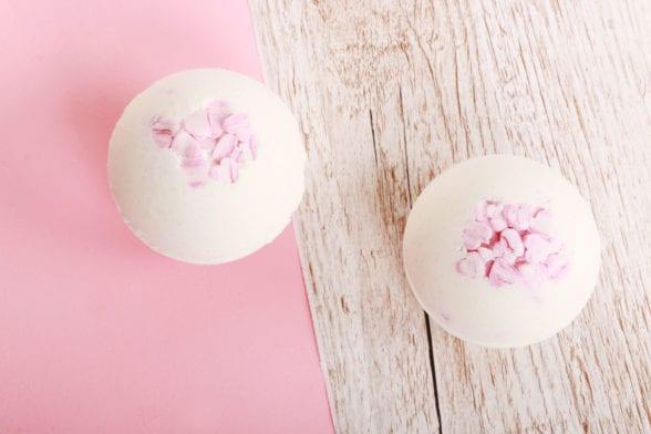 DIY : une boule de bain parfumée