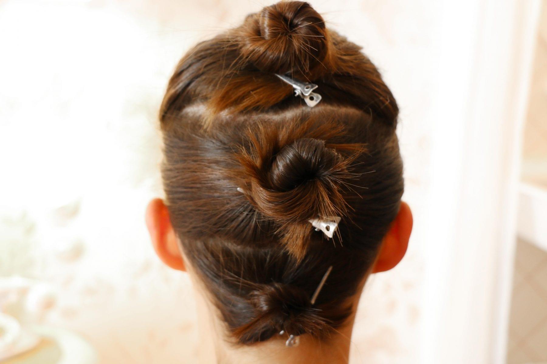 Un Chignon Pour Cheveux Courts Glossybox