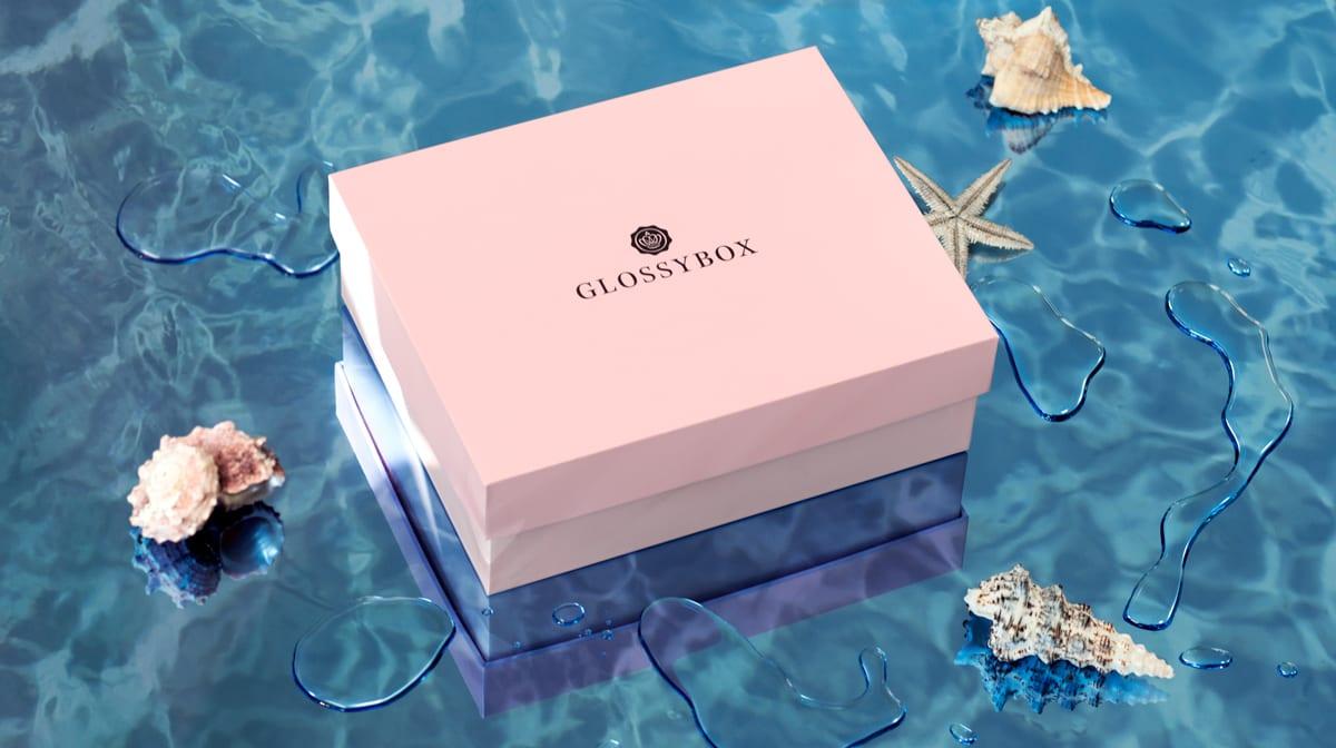Découvrez Under the sea, votre GLOSSYBOX du mois de juin