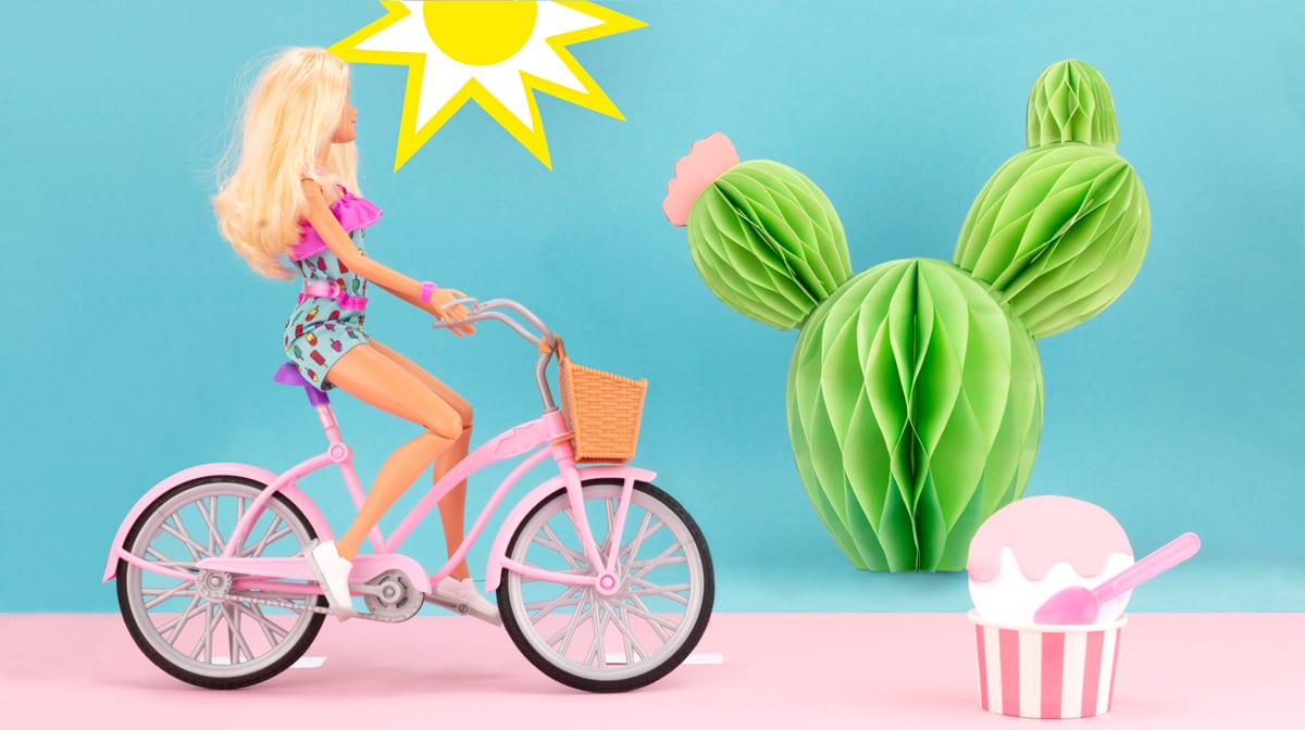 En juillet, «Girls Wanna Have Fun» avec GLOSSYBOX !