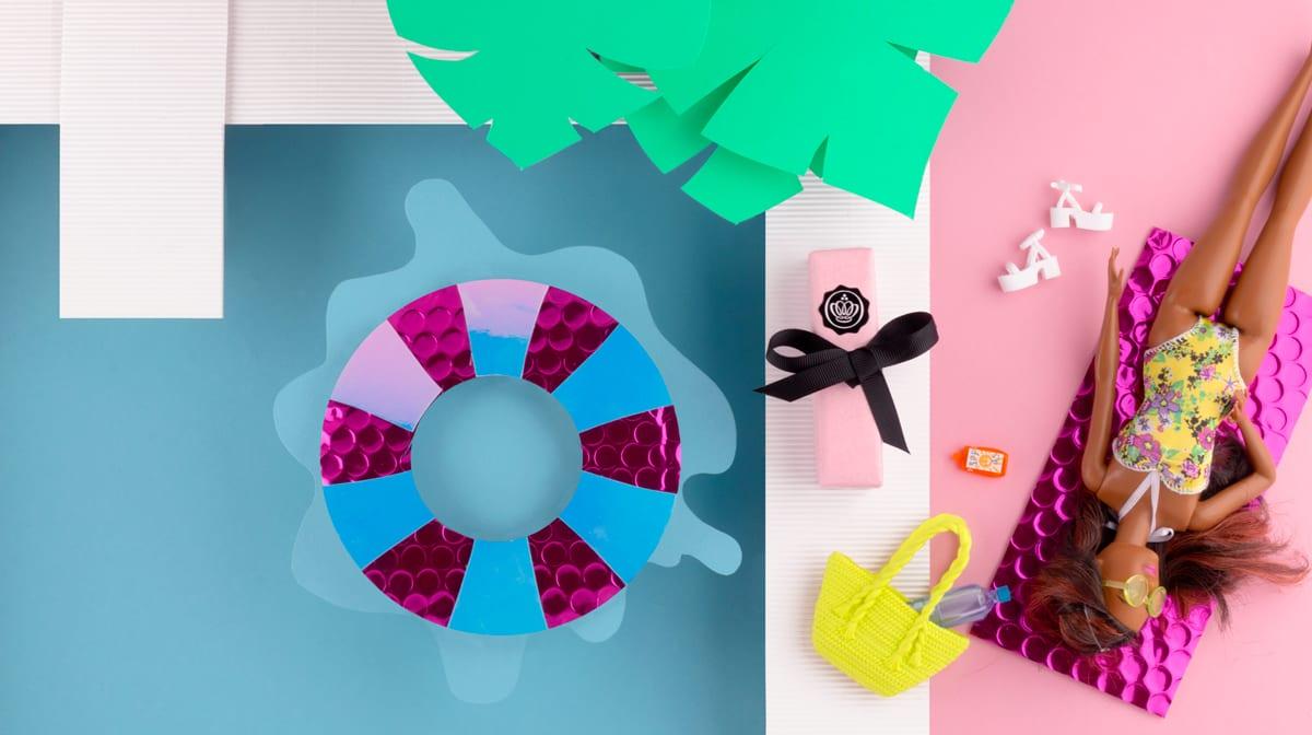 Sneak Peek – «Girls Wanna Have Sun», votre GLOSSYBOX d'août