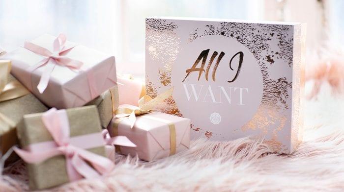 Lumière sur… l'édition limitée de Noël « All I Want »
