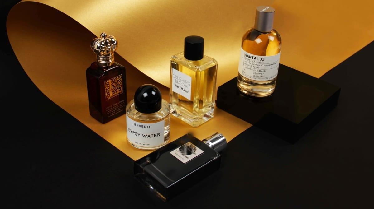 Sur la GLOSSY Wishlist – 6 parfums unisexe