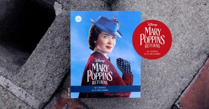 DISNEY x GLOSSYBOX – Le retour de Mary Poppins !