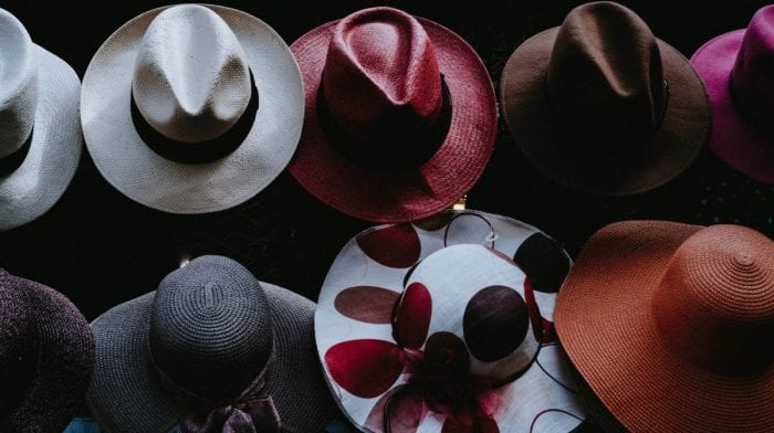 Sur la GLOSSY Wishlist - Les chapeaux de la saison