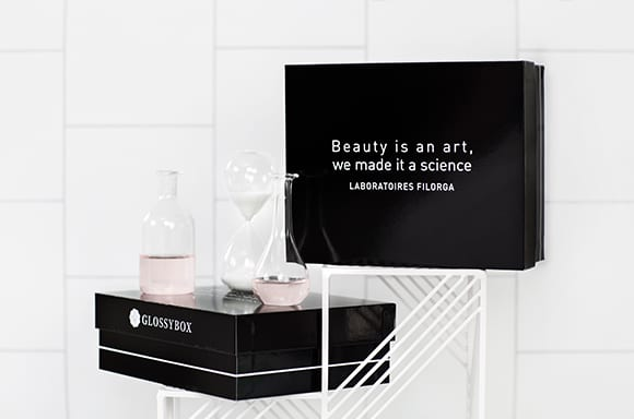 Glossybox Limited Edition By Filorga
