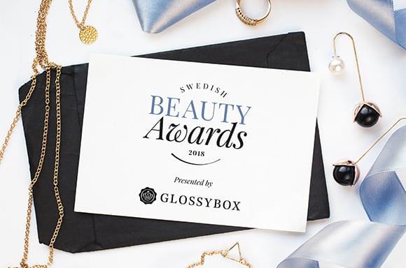 Välkommen till Swedish Beauty Awards 2018!