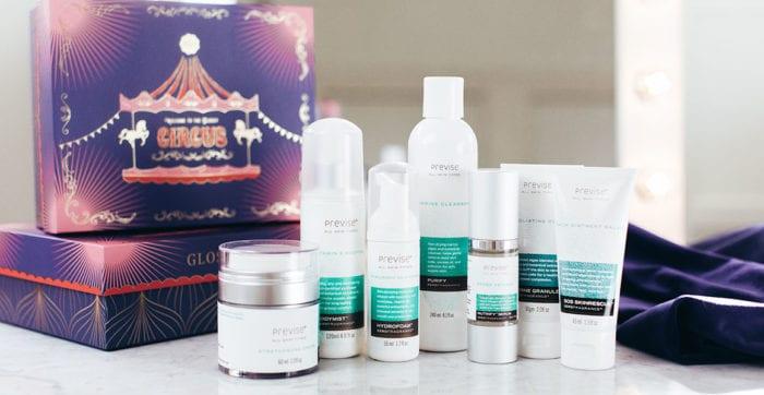 Previse Skincare: Dermatologiskt testad hudvård från USA!