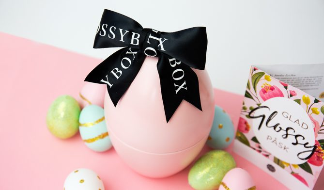 GLOSSYBOX Pink Easter Egg Limited Edition: stay tuned! 🐣🌼💄