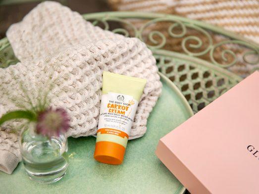 The Body Shops re-lanserade serie Carrot är hållbar hudvård