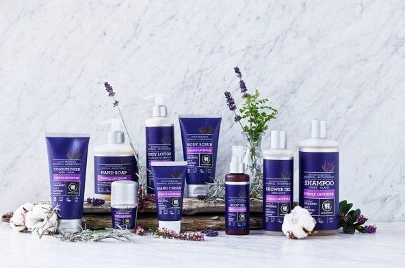 Purple lavender: en doft av Provence