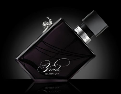 We introduce our debut fragrance... FREAK!