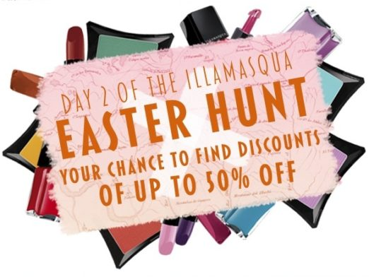 Illamasqua Easter Hunt Day 2
