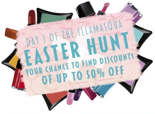 Illamasqua Easter Hunt Day 3