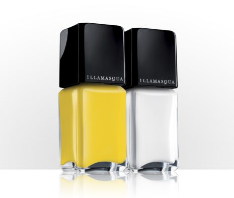 Illamasqua team up with Selfridges for exclusive          nail duo