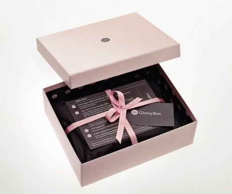 HAPPY BIRTHDAY GLOSSYBOX UK!