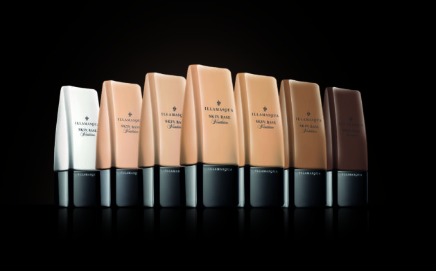 Skin Base Foundation new shades