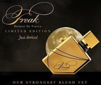 Limited Edition Freak Extrait De Parfum