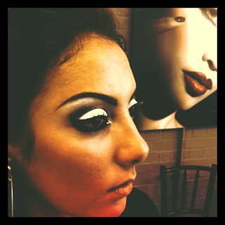 Illamasqua Training... An Insider View - Day Two