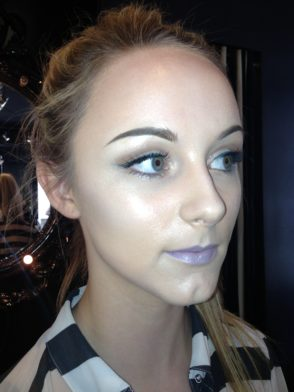 Chloe's Illamasqua Beauty Transformation