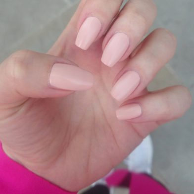 Manicure Monday: 20th April 2015