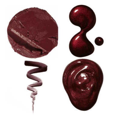Top Colour Trend: Marsala
