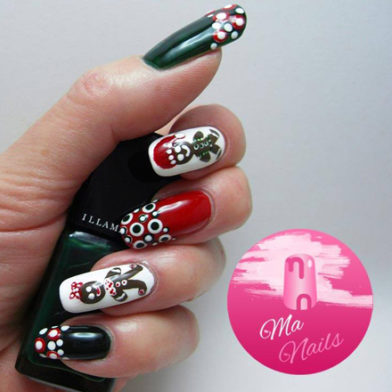 Manicure Monday: 22nd December Xmas