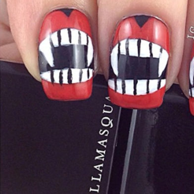 Manicure Monday: 20th October 2014
