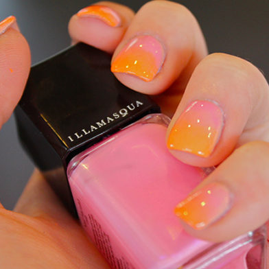 Samantha's Mid-Week Nail Inspiration: Summer Ombre